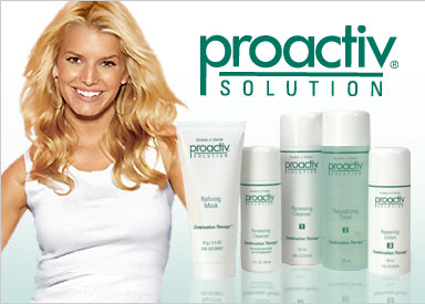 Jessica Simpson for pro active