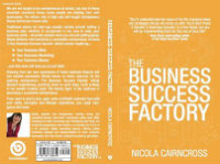The Business Success Factory book by Nicola Cairncross