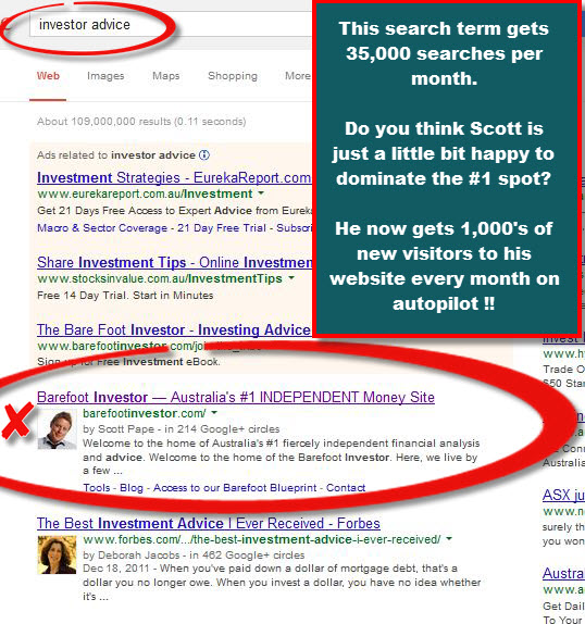 Seo success stories outrank your compeititon 9barefootinvester malvernweather Gallery