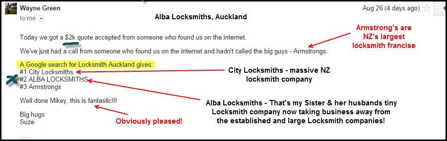 Alba Locksmiths