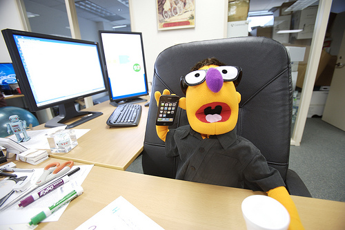 Don't Be A Marketing Muppet