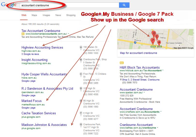 Google7pack
