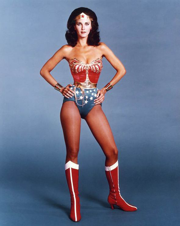 WONDER BLOODY WOMAN!