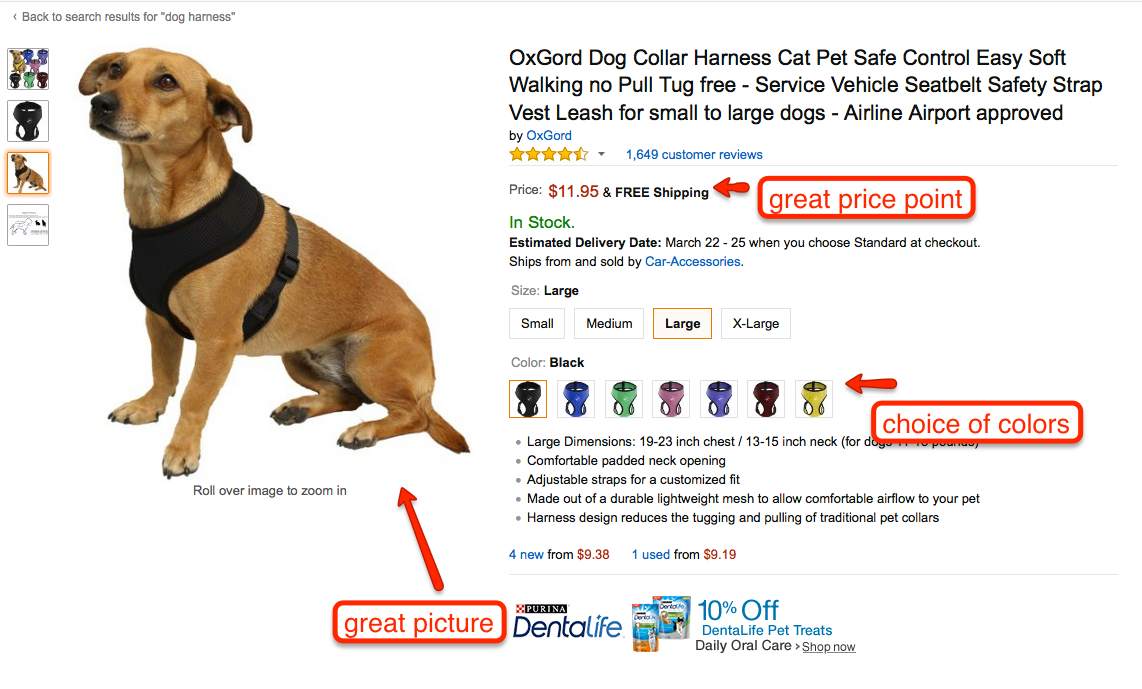 how to optimize Amazon listing