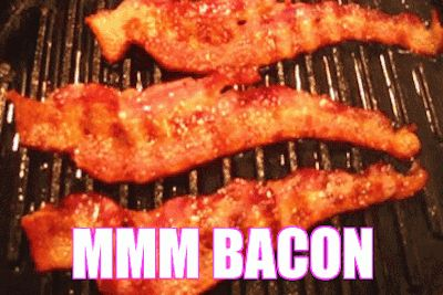 Let's Hear It For Bacon!